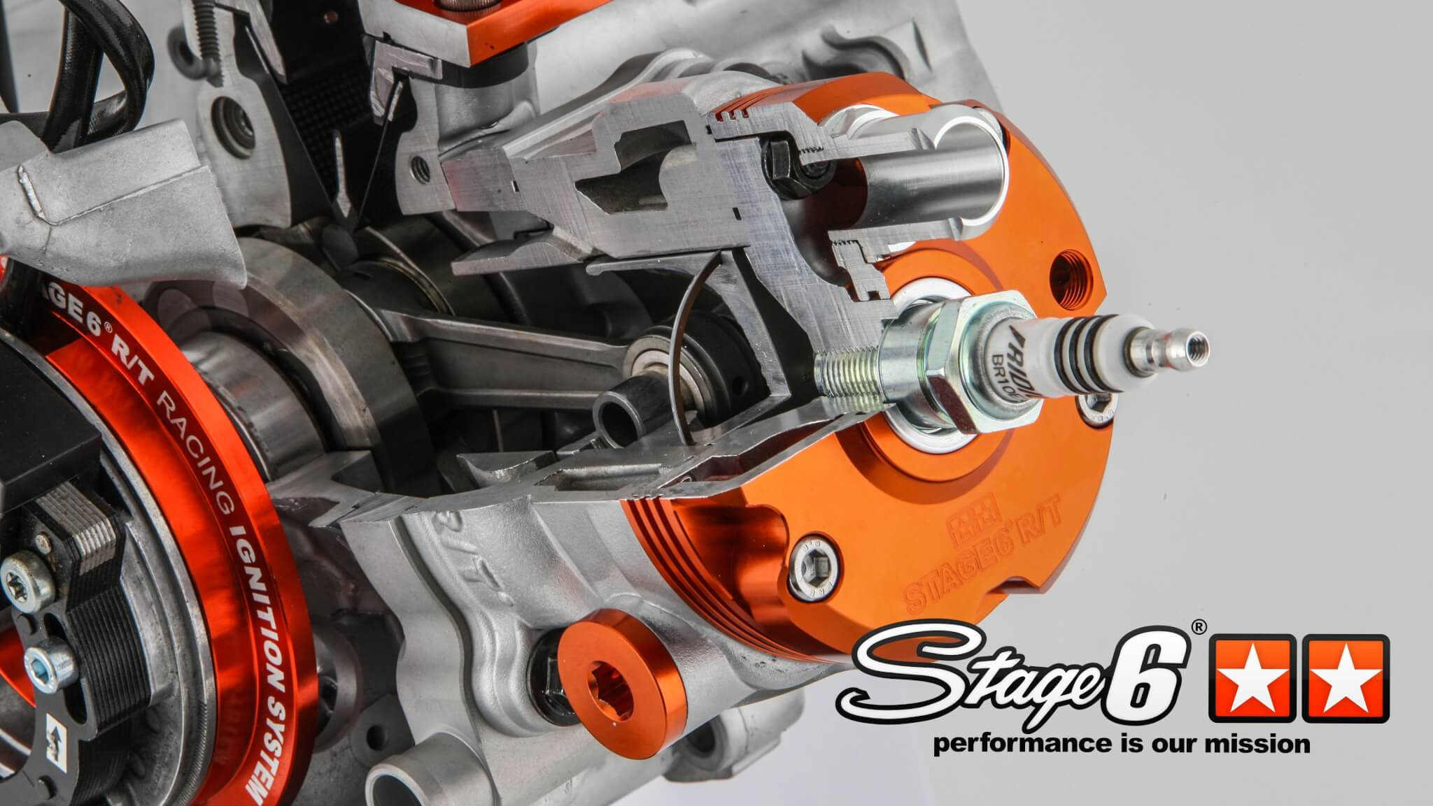 variomatik Kit Oversize Minarelli Stage6/R//T